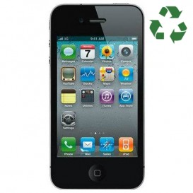 iPhone 4S negro 16GB reacondicionado