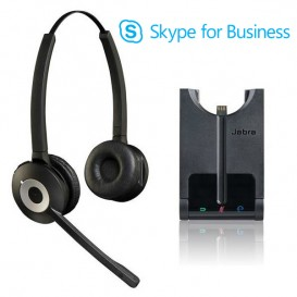 Jabra Pro 930 duo - Skype for Business