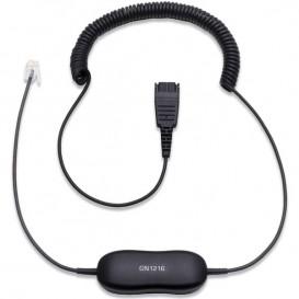 Cable GN Jabra 1216 para Avaya
