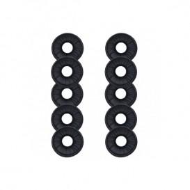Almohadillas de piel para Jabra GN2100 y Jabra GN9120