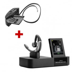 Jabra Motion Office Lync + Descolgador a distancia GN 1000