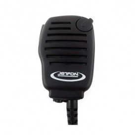 Micrófono de solapa compatible Kenwood
