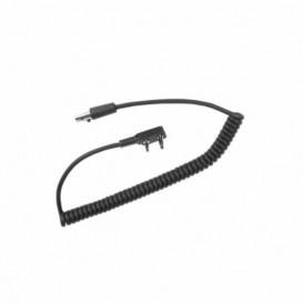Cable Peltor para Kenwood 3301