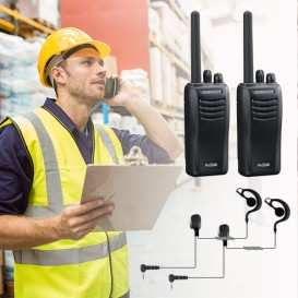 Walkie Talkies para logística