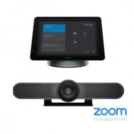 Cámara Logitech Meet-Up + SmartDock + Surface Pro 5