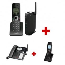 Alcate IP2215 + IP30 + IP15