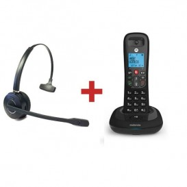 Motorola CD4001 + Cleyver HW10