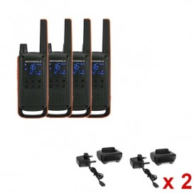 Pack Cuarteto Motorola T82