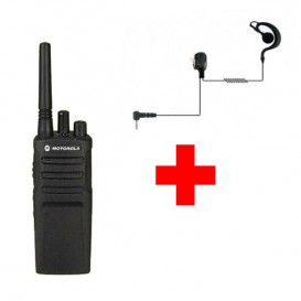 Motorola XT420 + Auricular gancho