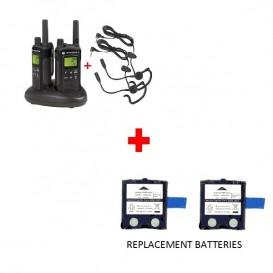 Motorola XT180 + 2 Baterías de recambio Motorola