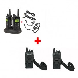 Motorola XT180 + 2 Fundas Universales
