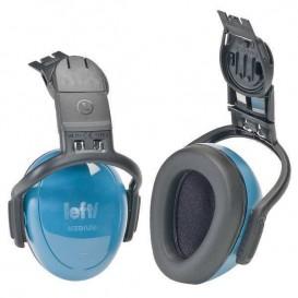 Auriculares antirruido MSA para cascos - Azul