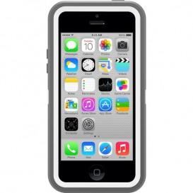 Funda OtterBox Defender para iPhone 5C Blanco