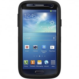 Funda OtterBox Defender para Samsung S4 Negro
