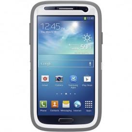 Funda OtterBox Defender para Samsung S4 Blanco