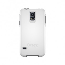 Funda OtterBox Symmetry para Samsung S5 Blanco