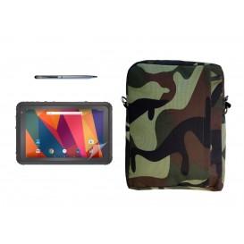 Thunderbook Titan A800 Pack: maleta militar y bolígrafo capacitivo