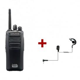 Kenwood Protal TK-3401D con auricular