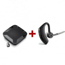Plantronics Calisto 620 + auricular Bluetooth Plantronics Voyager LEGEND