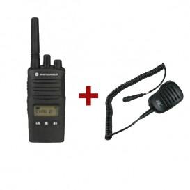 Motorola XT460 + Micrófono HP JD500MX