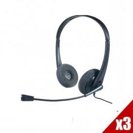 Pack de 3 OD HC 35 USB