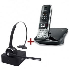 Pack Gigaset S850 + Auricular FreeVoice