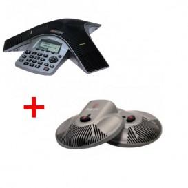 ¡Pack grandes reuniones!: Soundstation Duo + 2 micrófonos adicionales
