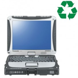Panasonic Toughbook CF19 - 4GB - 500GB - C2D - W7