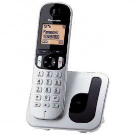 Panasonic KX-TGC210 - Plateado