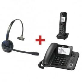 Panasonic KX-TGF310 + Cleyver HW10