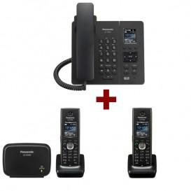 Panasonic KX-TGP600 + terminal KX-TPA60+ terminal KX-TPA65