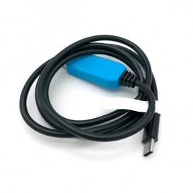 Cable de programación para Escolta Charlie AC446
