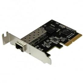 Tarjeta de Red Ethernet PCI Express de 10 Gigabits de Fibra con SFP+ abierto - Adaptador NIC