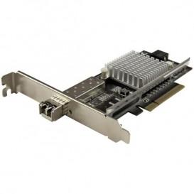 Tarjeta PCI Express de Red con 1 Puerto de 10Gb SFP+ - Fibra Óptica con Chip Intel