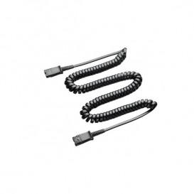 Cable de extensión QD-QD Plantronics 3M