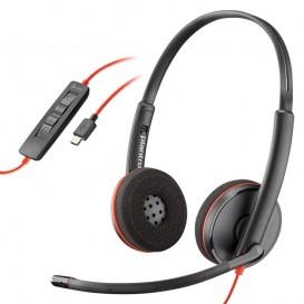 Plantronics Blackwire 3220 USB-C