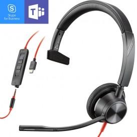 Plantronics Blackwire 3315 USB-C MS