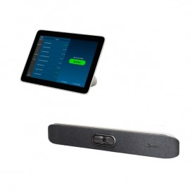 Kit de videoconferencia All-in-One: Poly StudioX30 + Poly TC8