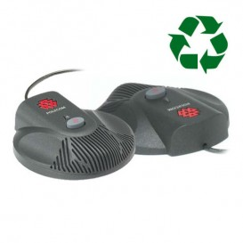 2 micrófonos adicionales para Soundstation 2 EV/EX Reacondicionado
