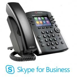 Polycom VVX 400 MS Skype for Business