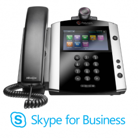Polycom VVX 600 MS Skype for Business