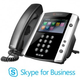 Polycom VVX 601 MS Skype for Business
