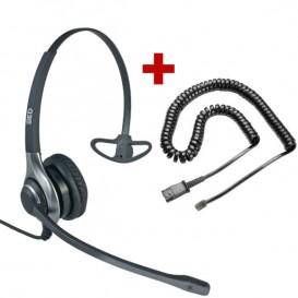 OD HC 40 + Cable  QD U10-SE para Ascom Office