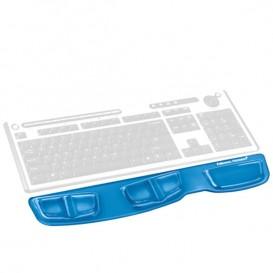 Reposamuñecas con teclado de gel Fellowes