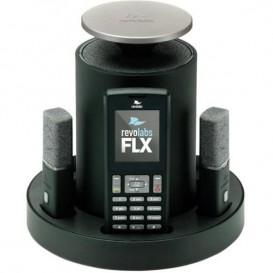 Revolabs FLX2 con 1 micro portátil + 1 micro omnidireccional