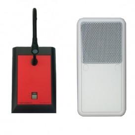 Micrófono de atril y altavoz para Ligateam