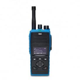Entel DT885 UHF ATEX con pantalla