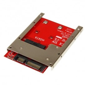 "Convertitore adattatore SSD mSATA a SATA da 2,5"""