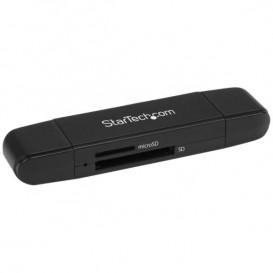 Lettore/Scrittore USB 3.0 per Schede Memoria SD e microSD - USB-C e USB-A