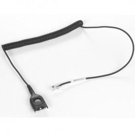Cable Sennheiser CSTD 17 - QD -RJ9